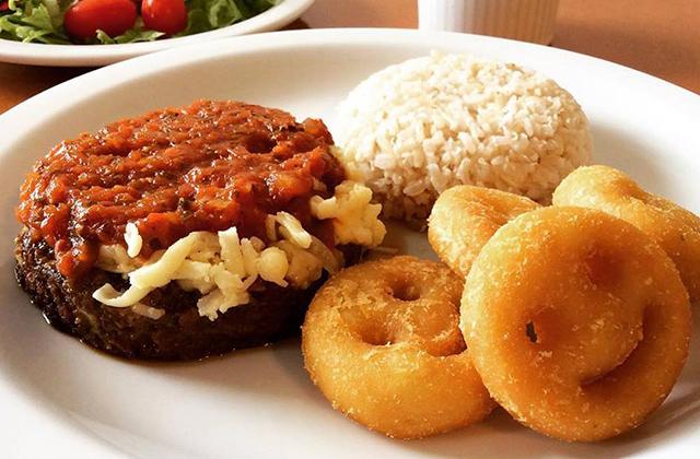 Capim Limão Restaurante Vegetariano em Santos